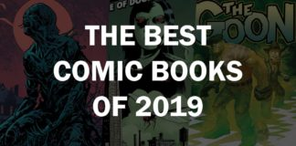 BEST OF 2019 comic books