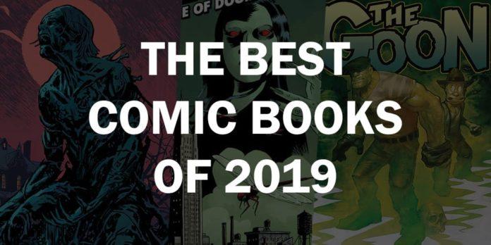 BEST OF 2019 comic books