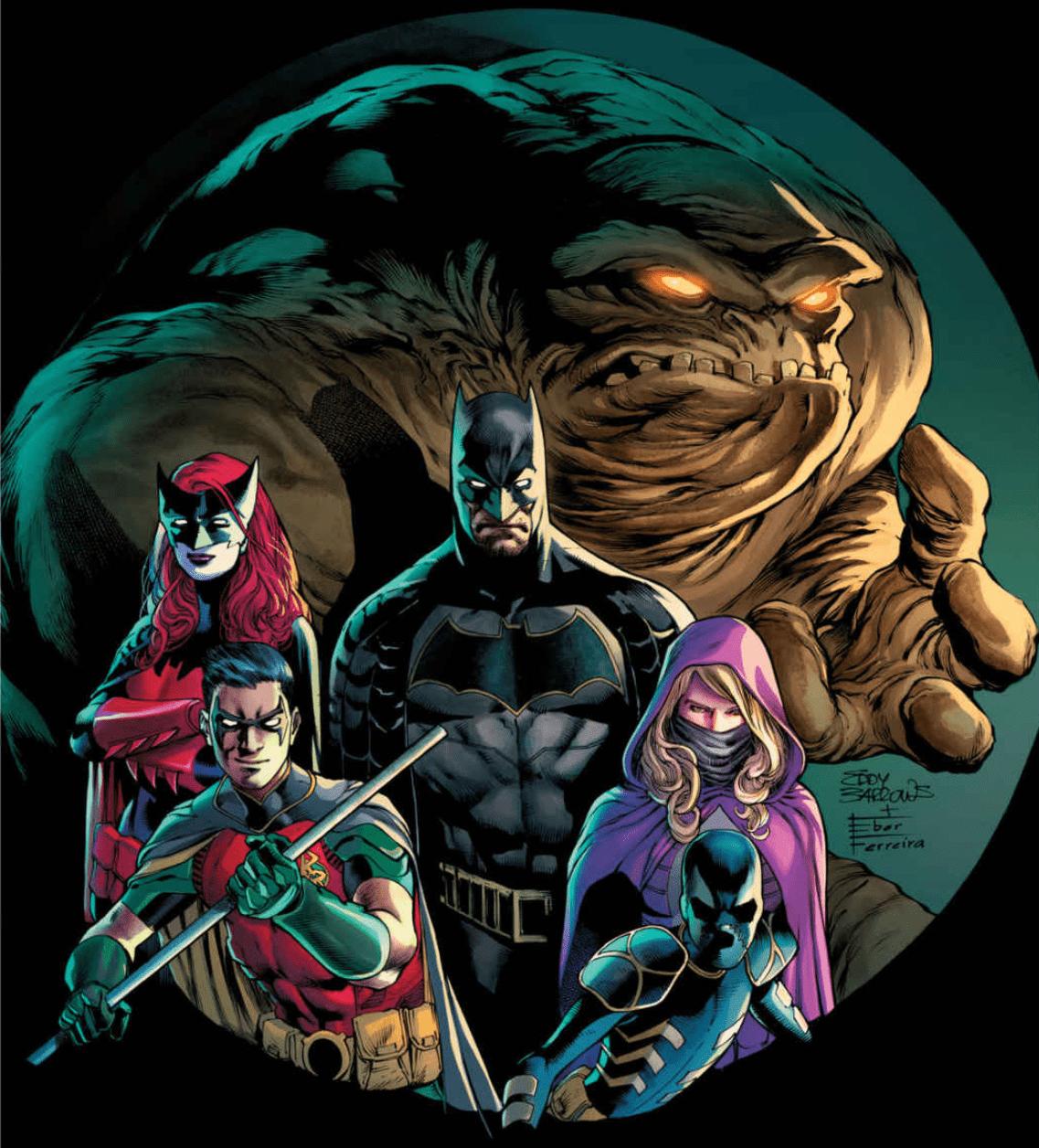 Detective Comics Team