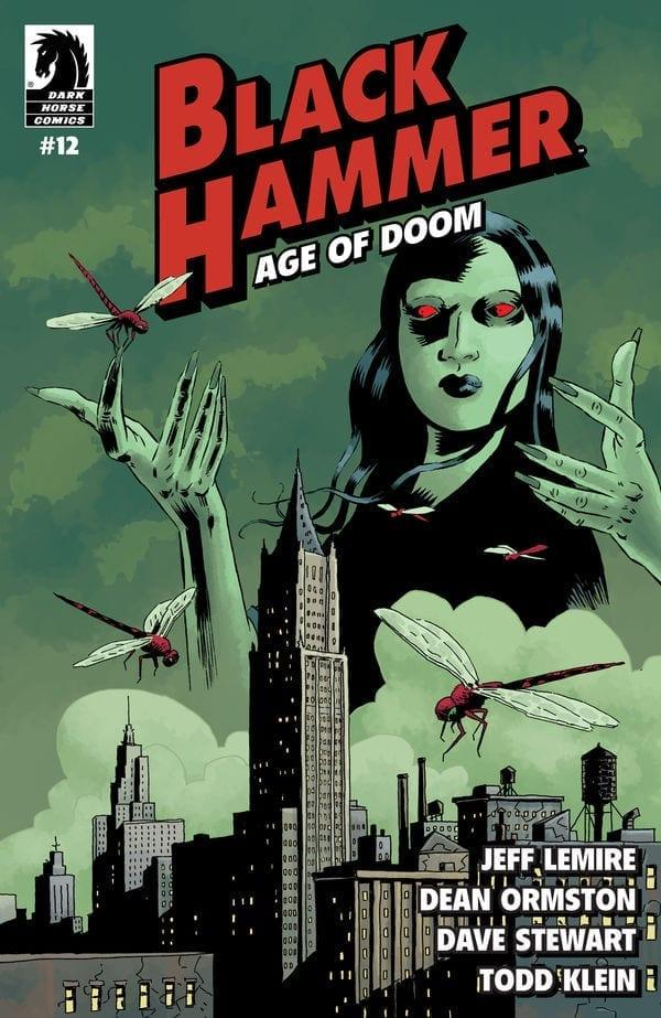 best comic books of 2019 dark horse black hammer