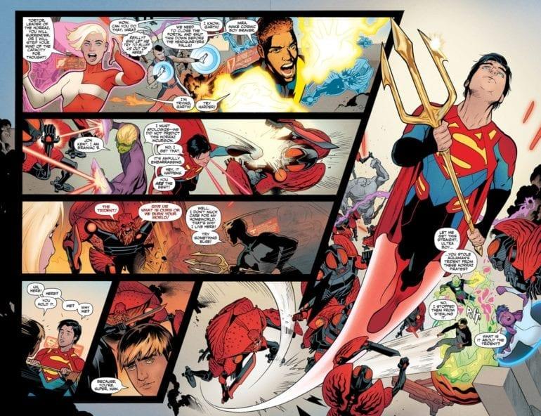 Legion of Superheroes 2 p3
