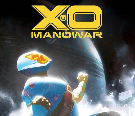 x-o manowar valiant comics