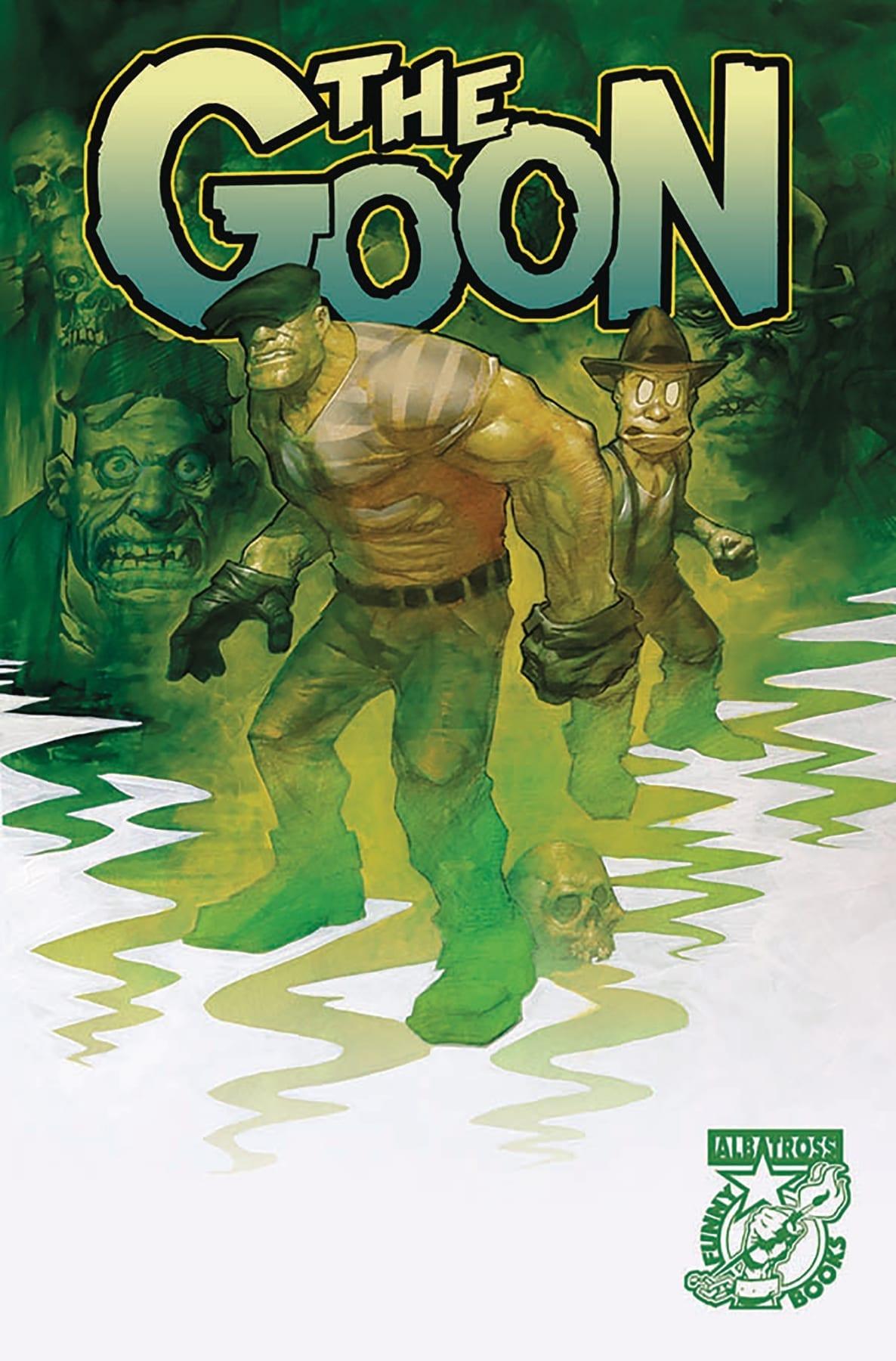 best comic books of 2019 the goon albatross comics