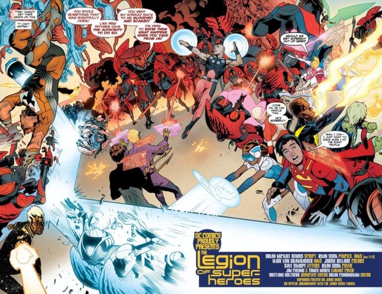 Legion of Superheroes 2 p2