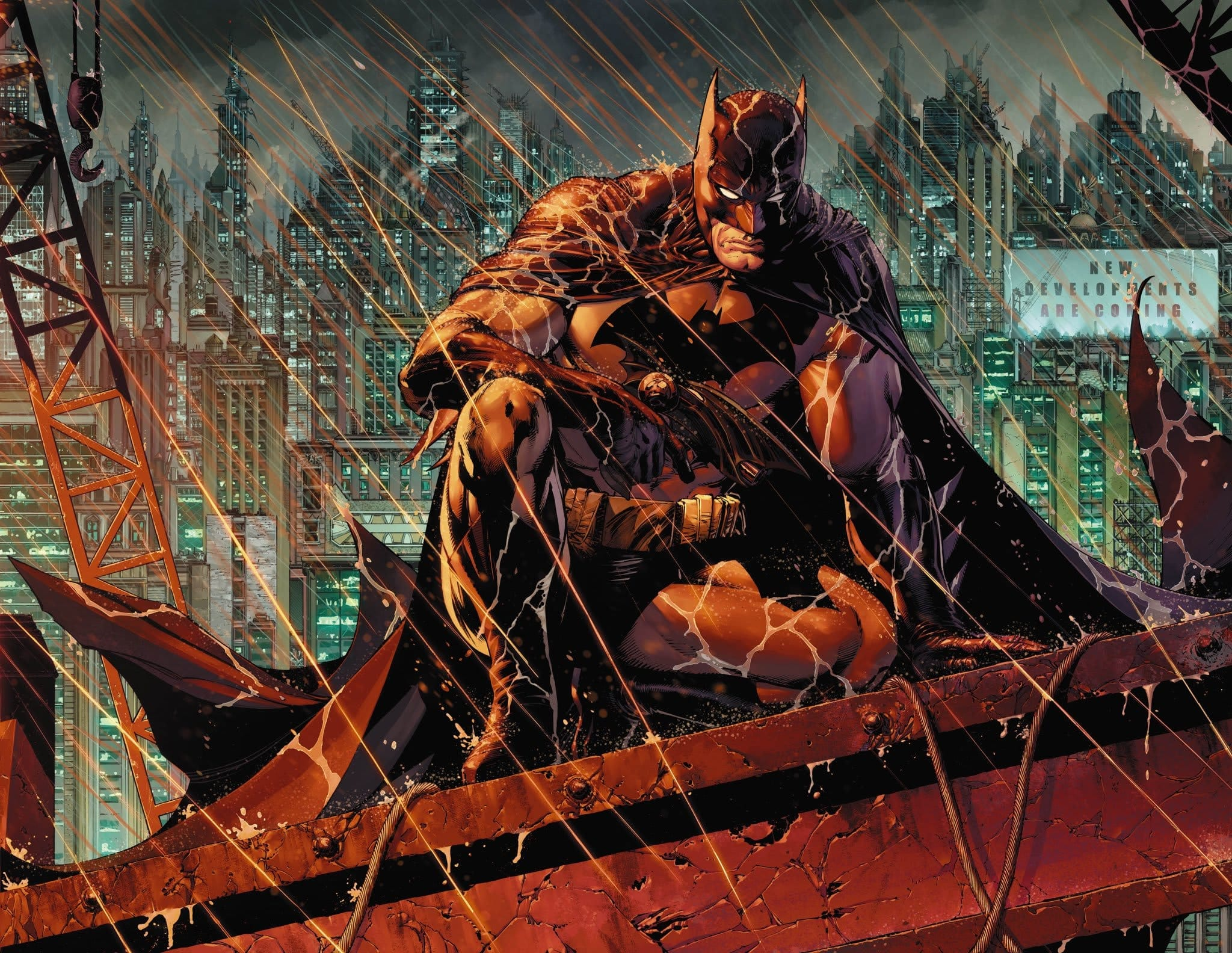 Tynion's Batman