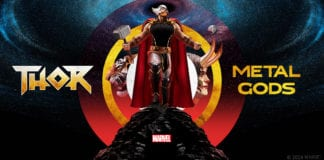 THOR: METAL GODS Starts This Week On Serial Box