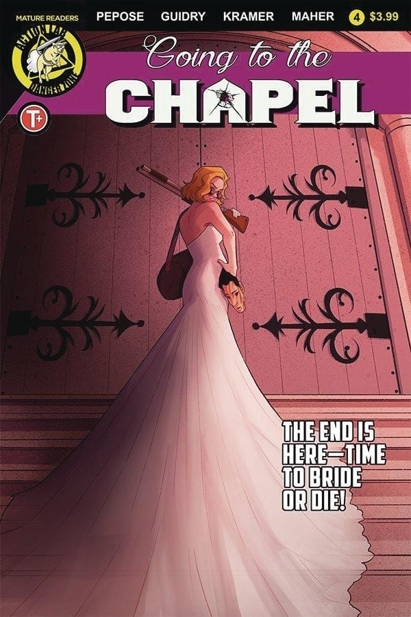 best comic book covers 2019 going to the chapel #4