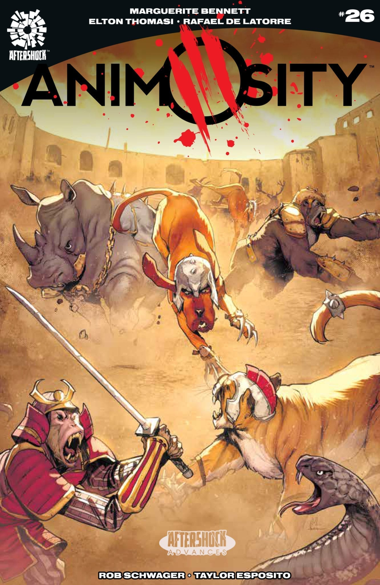 aftershock comics comic books exclusive preview animosity #26