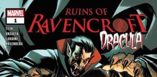 Ruins of Ravencroft: Dracula #1 Cover
