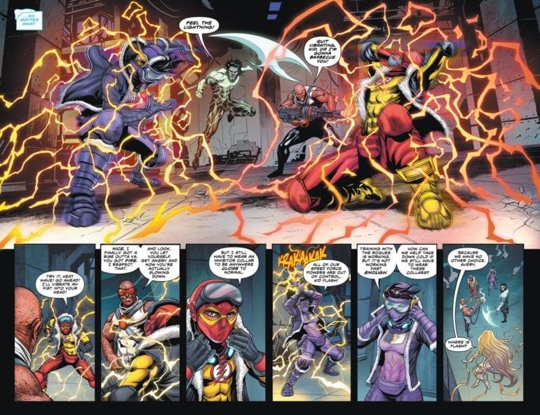 The Flash 85 p2