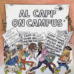 Campus Cartoon