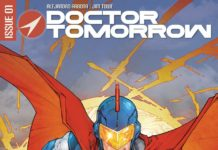 Doctor Tomorrow #1 Cover