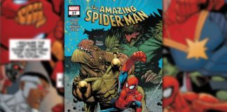 Exclusive Marvel Comics Preview: AMAZING SPIDER-MAN #37