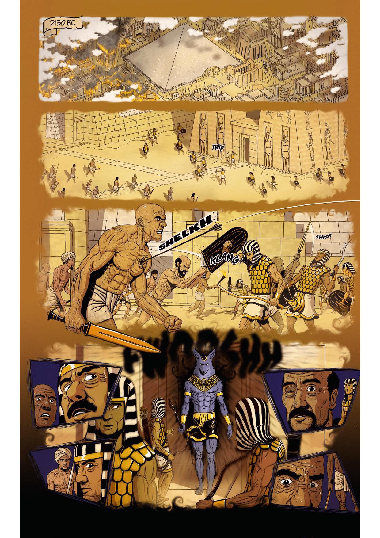 Anubis Page 1
