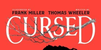 Frank Miller going from comics to illustrated novels.