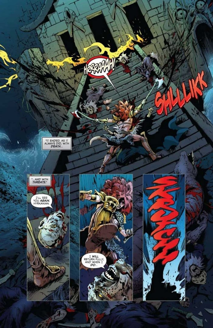 Red Sonja: Age of Chaos #1 Page 2