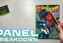 Panel Breakdown: Venom's First Appearance By Todd McFarlane & David Michelinie