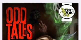 ODD TALES FROM THE CURIO SHOP is a Fun Throwback to Indie Horror Comics