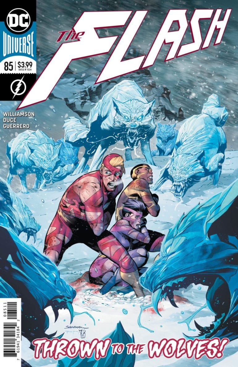 The Flash 85 cover