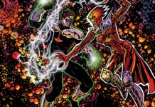 GREEN LANTERN: BLACKSTARS #3 main cover