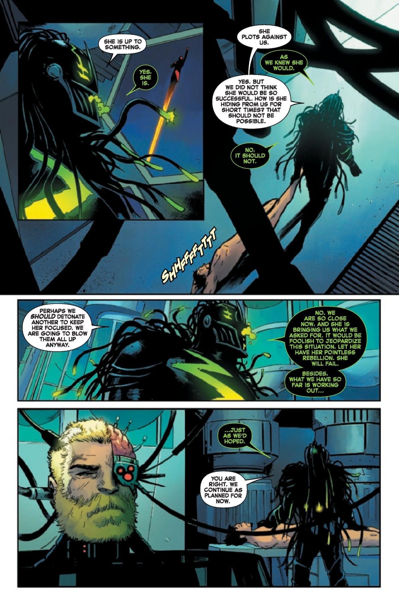 Exclusive Marvel Comics Preview: CAPTAIN MARVEL #14