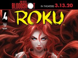 Roku #4 cover