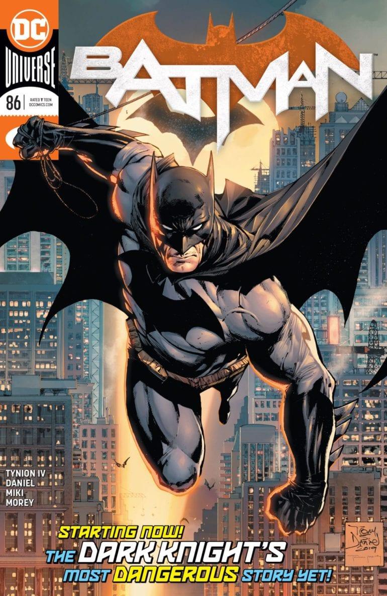 Batman 86 Cover