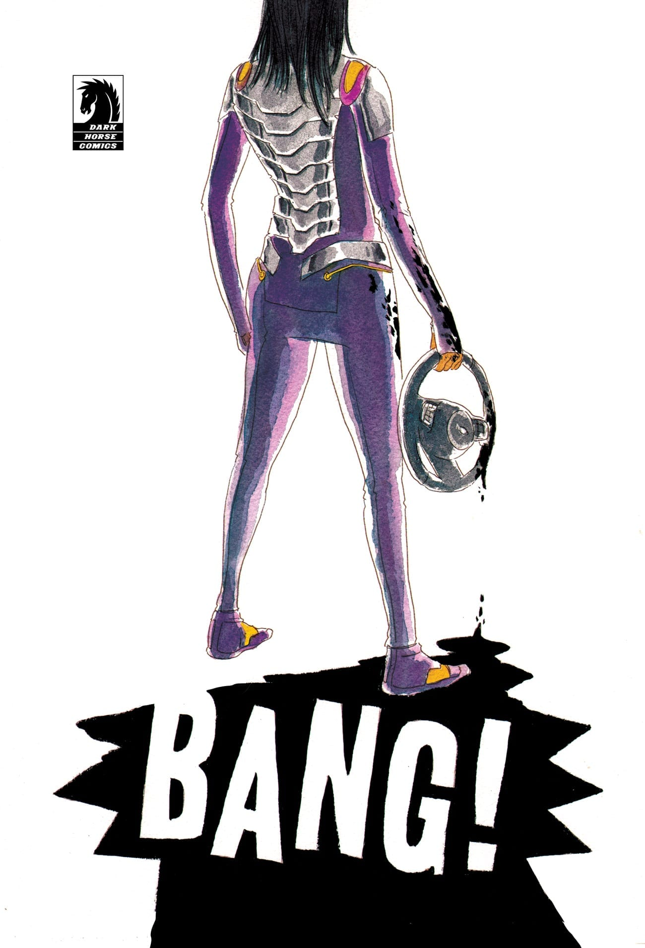 Exclusive Dark Horse Comics Preview: BANG! #3 Cover Art