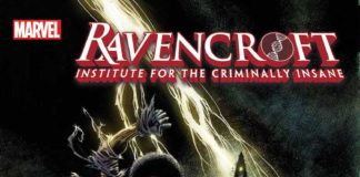 Ruins of Ravencroft #1 Cover