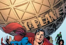Superman 19 from DC Comics