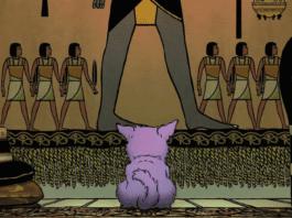 Anubis: Dog of Death #1