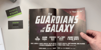 Panel Breakdown: GUARDIANS OF THE GALAXY #1 Al Ewing, Juann Cabal & Federico Blee