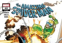 Exclusive Preview: AMAZING SPIDER-MAN #40