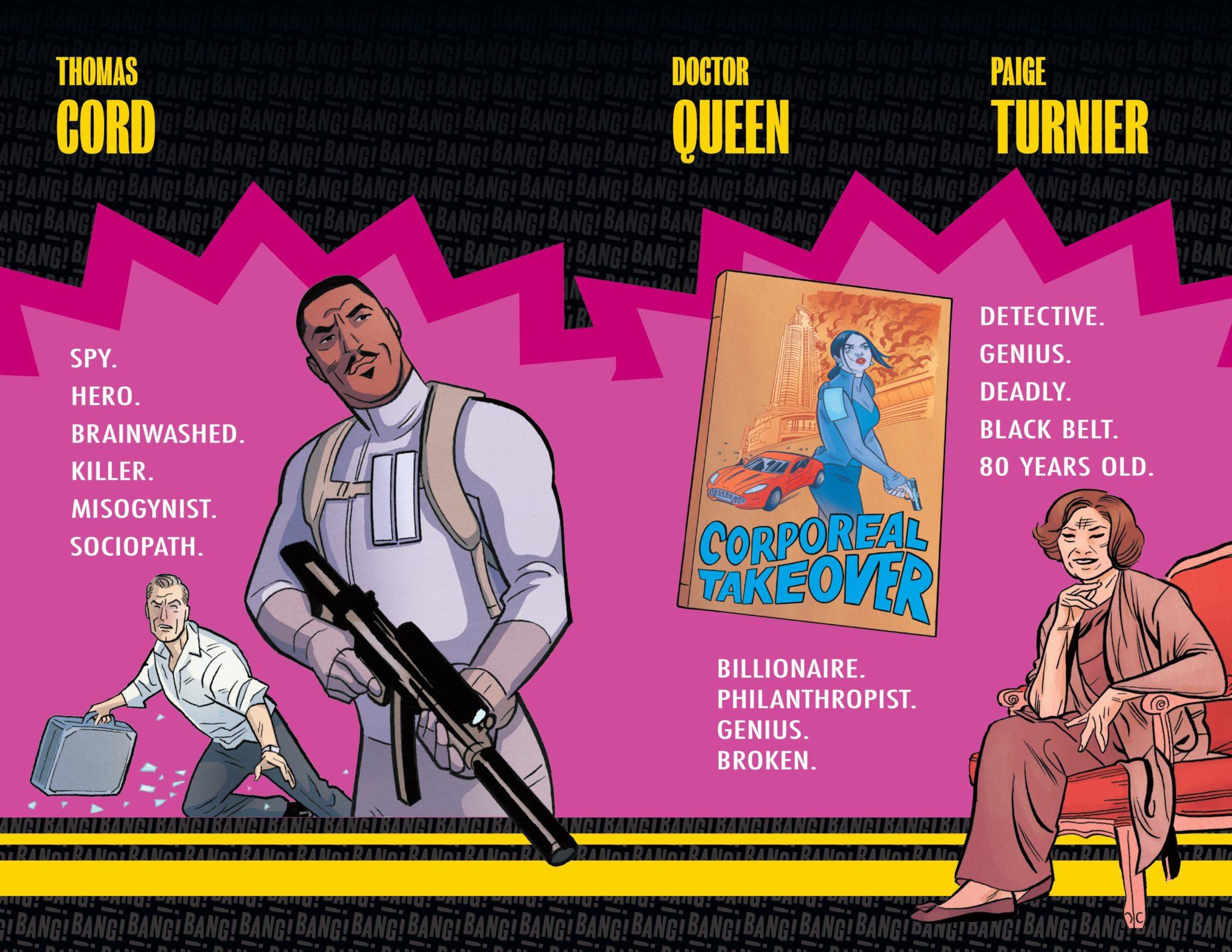 bang! matt kindt interview dark horse comics comic books