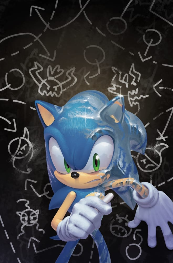 IDW's SONIC THE HEDGEHOG Runs Free Of Archie Comics' Past