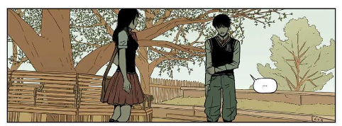 silence is golden in Heartbeat #4.