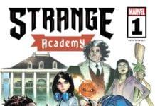 Marvel Comics Preview:STRANGE ACADEMY #1