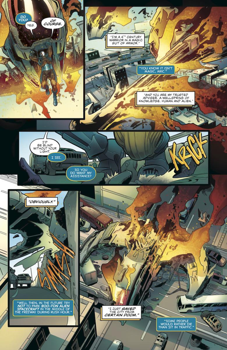 X-O MANOWAR #1, pg. 3