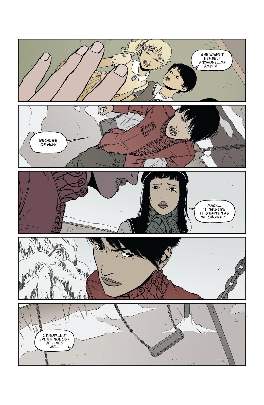 Heartbeat #3 page 5