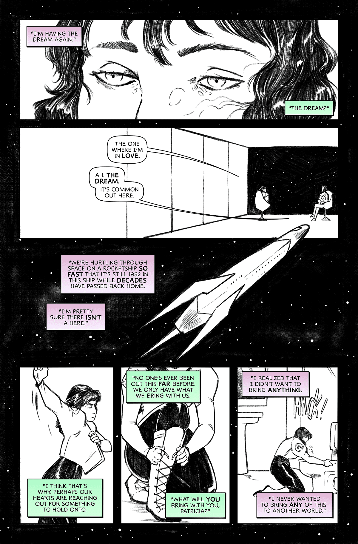 kickstarter comic all this too shall pass