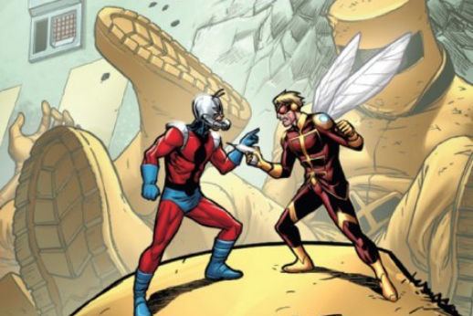 Irredeemable Ant-Man and One-Time Wasp