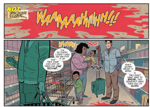Nice reasoning there, Ash. Death to The Army of Darkness #1