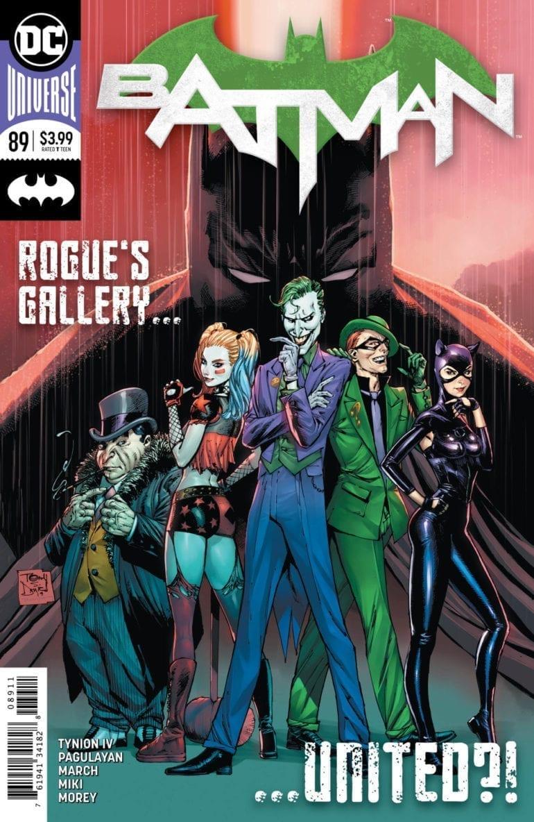 Batman 89 cover