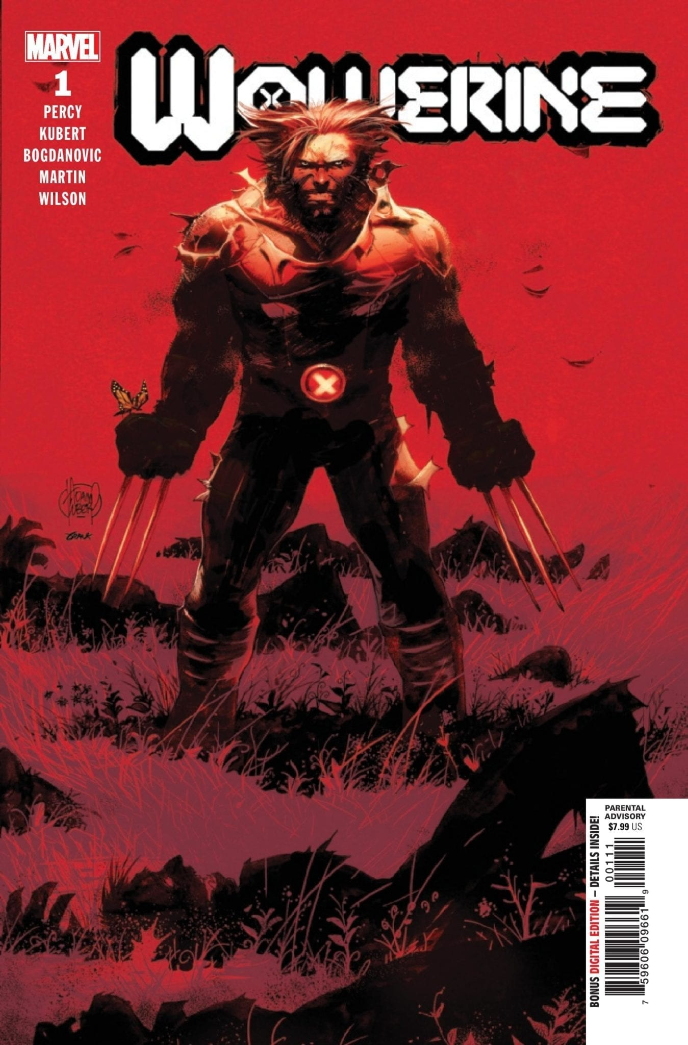 PREVIEW: WOLVERINE #1