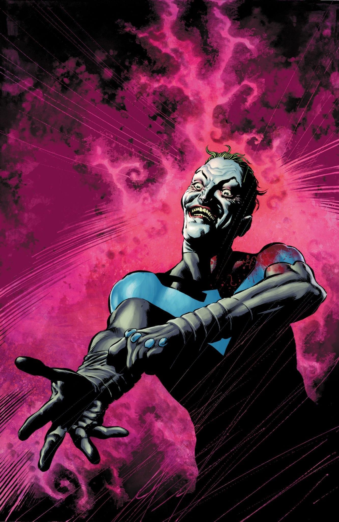 First Look: NIGHTWING #70 Prelude To Joker War
