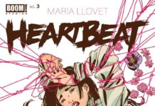 Heartbeat #3 cover