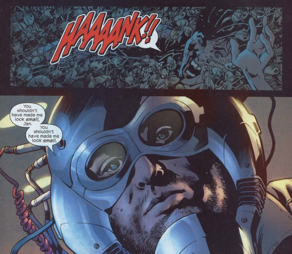 The Irredeemable Ant-Man: Who Is The Worst Ant-Man?