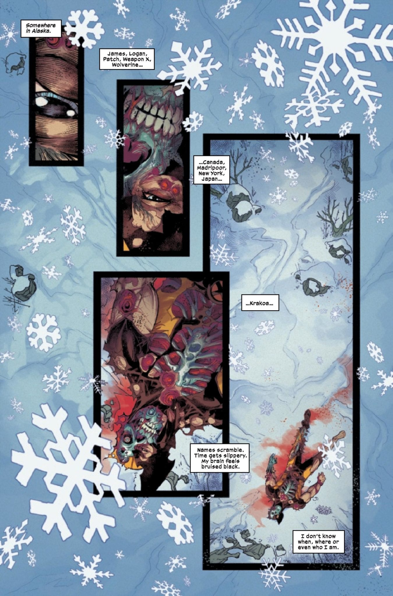 Wolverine 1 Preview