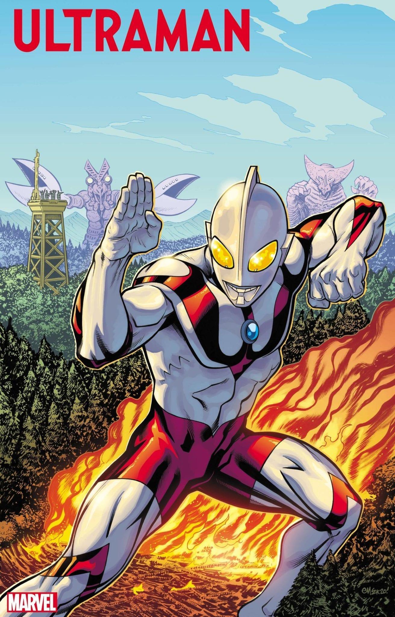 C2E2 Ultraman
