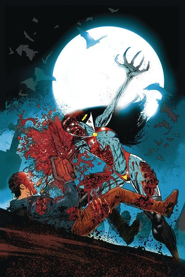 My favorite Variant Cover for Death to The Army of Darkness #2